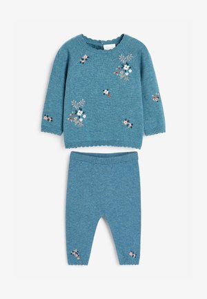 SET  - Jumper - blue
