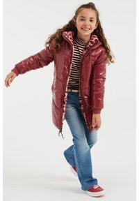 WE Fashion - Winter coat - old rose - 1