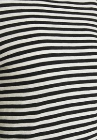 Marc O'Polo - LONG SLEEVE NECK - Long sleeved top - multi/black - 2