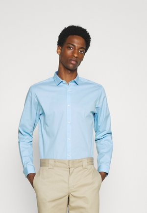 JPRBASIC BUSINESS PLAIN - Formal shirt - blue