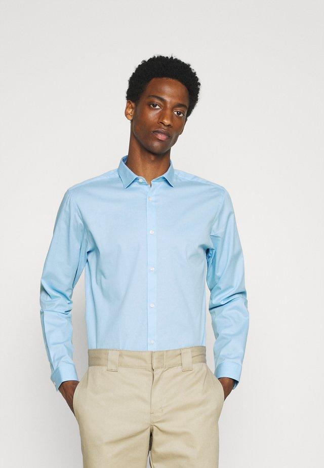 JPRBASIC BUSINESS PLAIN - Formal shirt - blue