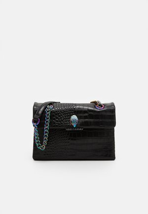 CROC KENSINGTON BAG - Schoudertas - black