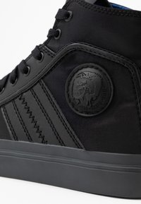 Diesel - S-ASTICO MID LACE - High-top trainers - black - 6