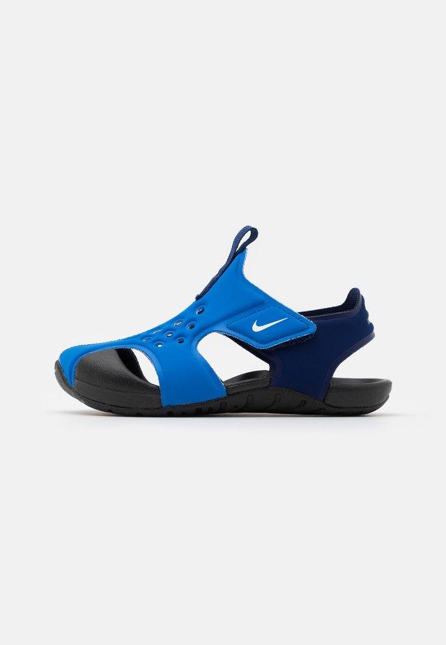 SUNRAY PROTECT 2 UNISEX - Obuwie do sportów wodnych - signal blue/white/blue void/black