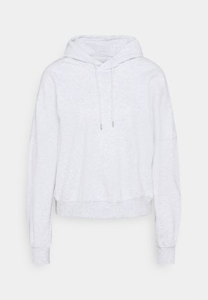 YOUR FAVOURITE HOOODIE - Hoodie - silver marle