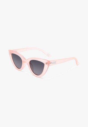 WM RETRO CAT SUNGLASSES - Sunglasses - powder pink