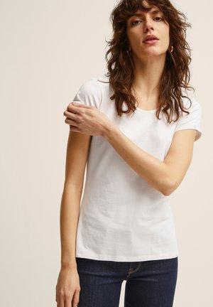 MOA  - T-shirt basic - mauve chalk