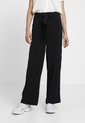 HYSTERIC - Trousers - black