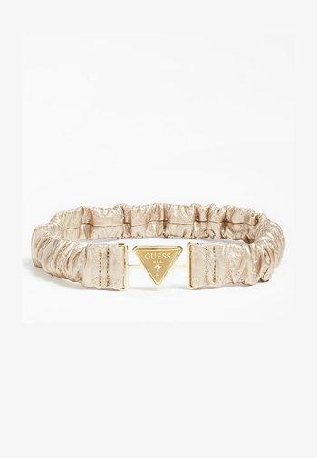 AMBERLEI - Waist belt - goldenfarbe