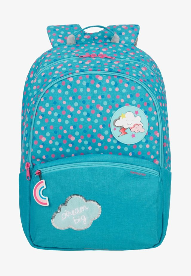 COLOR FUNTIME  - School bag - mint