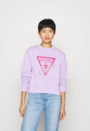 ICON - Sweatshirt - lilac future