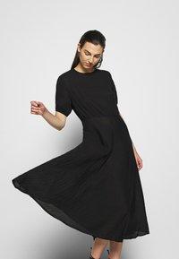 Samsøe Samsøe - DECORA DRESS - Day dress - black - 3