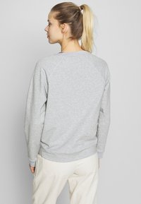 Jack Wolfskin - LOGO - Sweatshirt - light grey - 2
