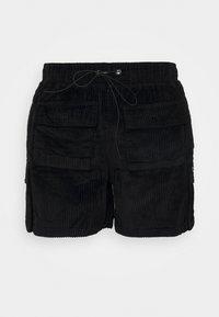 Night Addict - NADRI - Pantaloni cargo - black - 0