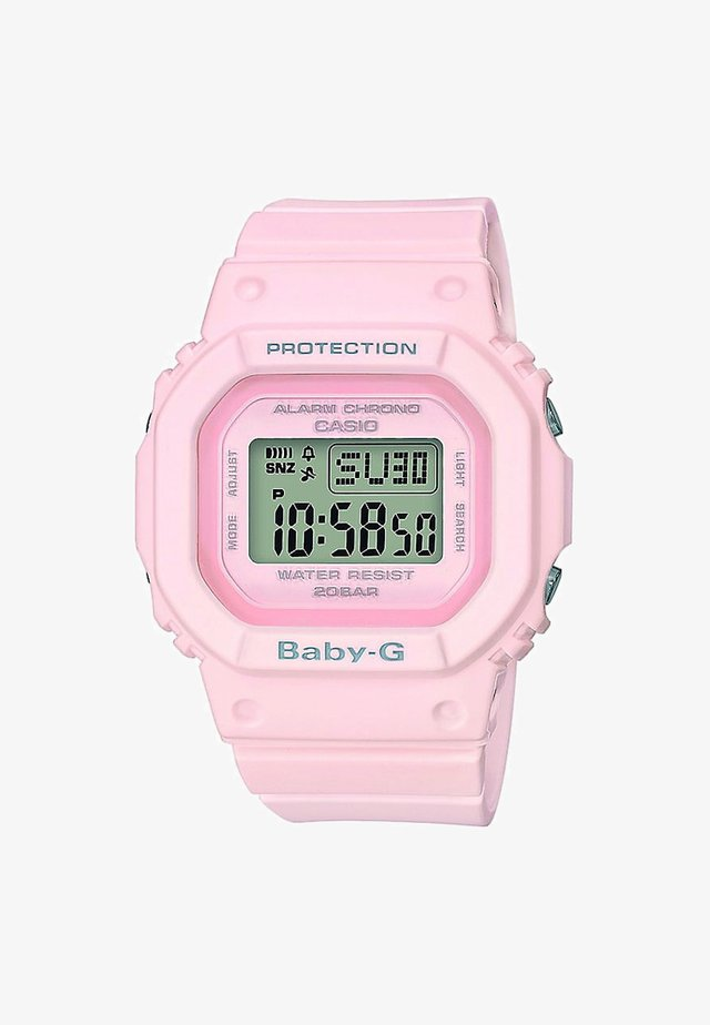 BABY-G  - Digital watch - rose