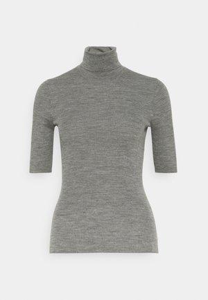 LEENDA REGAL - Basic T-shirt - grey heather