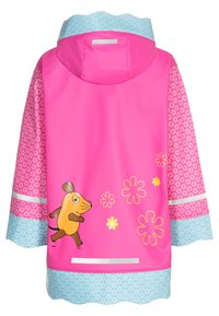 Playshoes - DIE MAUS - Waterproof jacket - pink - 1