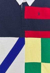 Polo Ralph Lauren - RUGBY - Polotričko - red/multi - 2