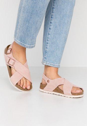 TULUM - Sandals - light rose