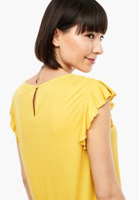 s.Oliver - Blouse - yellow - 4
