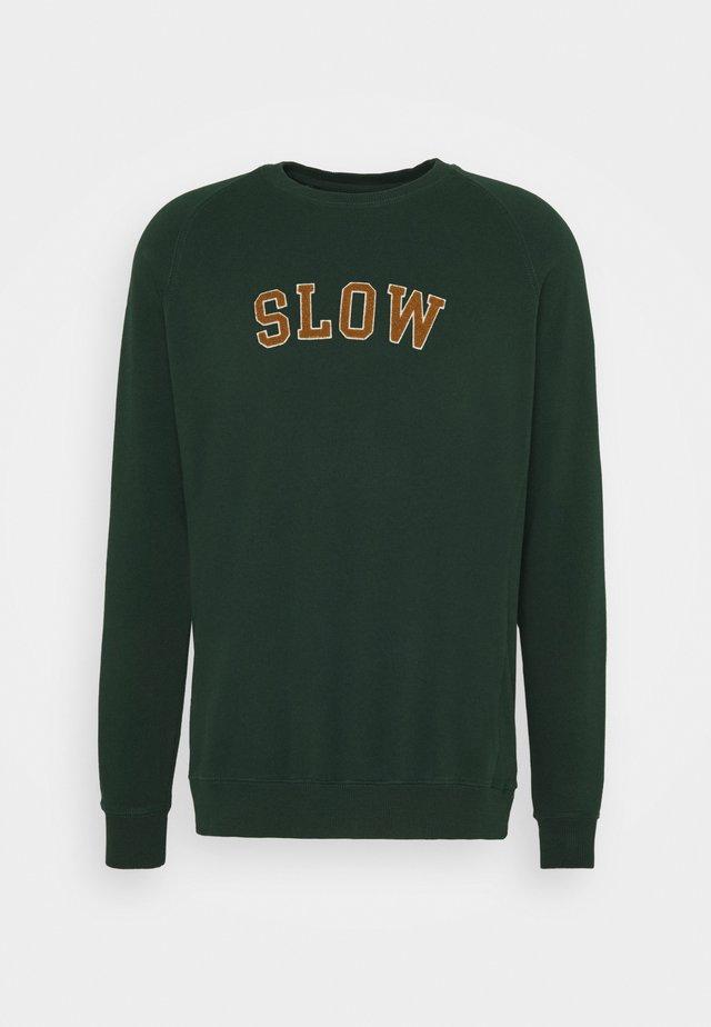 MUTE  - Sweatshirt - dark green
