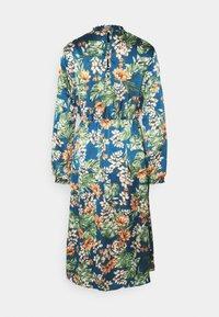 Vila - VIBLUME DRESS - Vestido camisero - china blue - 1