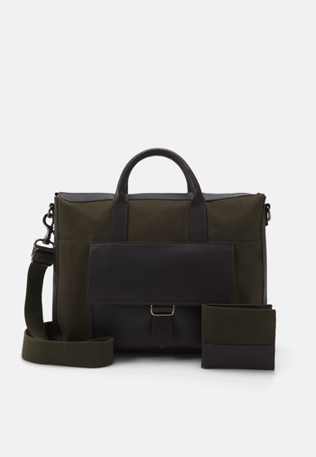 SET - Briefcase - khaki