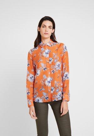 PAISLEY - Button-down blouse - amberglow