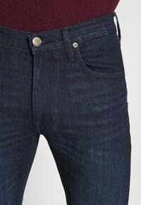 Lee - LUKE - Slim fit jeans - dark-blue denim - 3