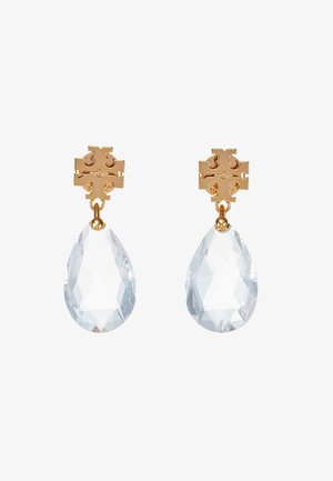 KIRA DROP EARRING - Náušnice - tory gold