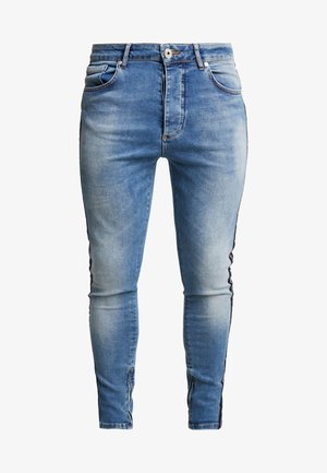 ROXBERRY - Jeans Skinny Fit - midwash