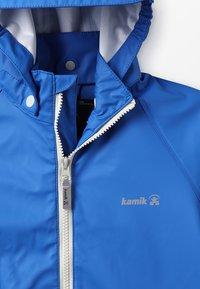 Kamik - SPOT - Waterproof jacket - strong blue - 3