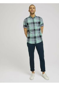 TOM TAILOR - Shirt - turquoise - 1