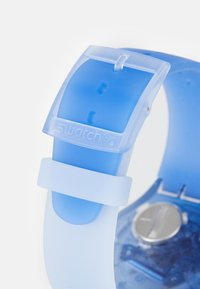 Swatch - ALL THAT BLUES - Hodinky - blue - 3