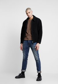 Nudie Jeans - LEAN DEAN - Slim fit -farkut - indigo shades - 1