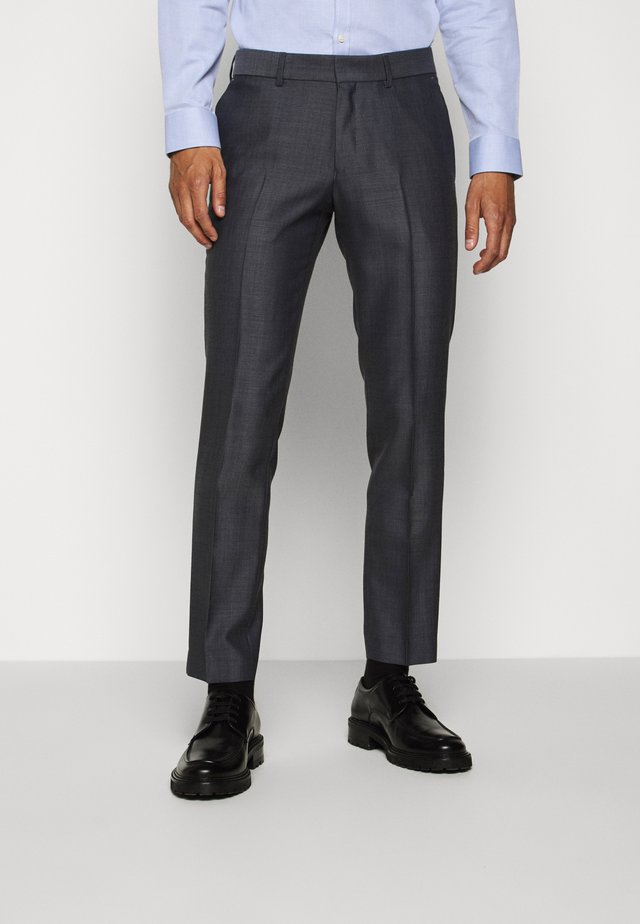 TORD - Pantalon de costume - shady blue
