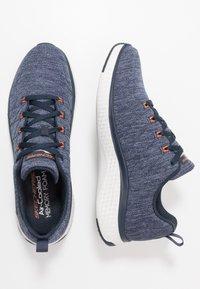 Skechers Sport - SOLAR FUSE - Sneakersy niskie - navy - 1