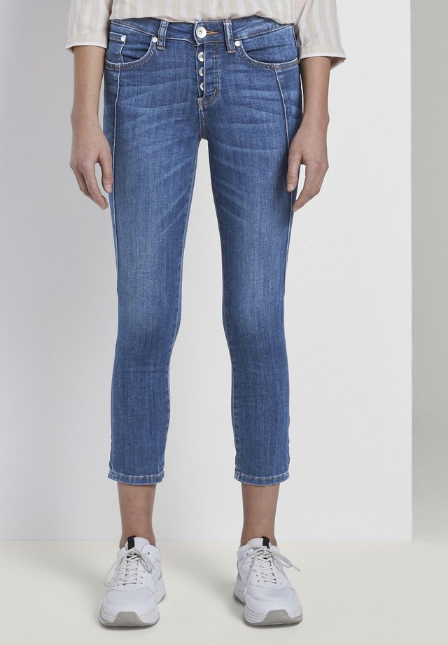 ALEXA  - Jeans Skinny Fit - blue denim