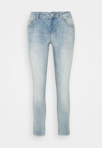 MONROE  - Slim fit jeans - bleached denim