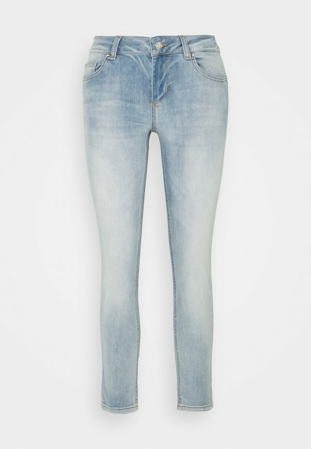MONROE  - Jeans slim fit - bleached denim