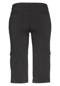 Jeff Green - MARLA - Outdoor shorts - black - 6