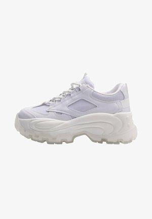 FASHION - Sneakersy niskie - white