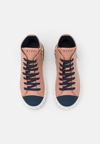 Marni - High-top trainers - light pink - 3