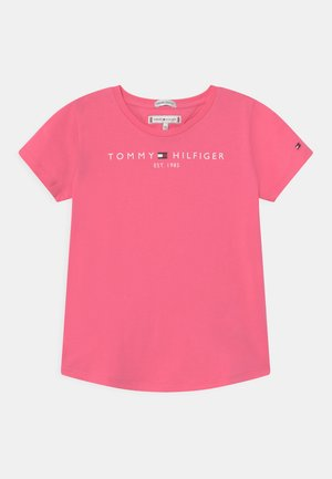 ESSENTIAL  - T-shirt med print - exotic pink