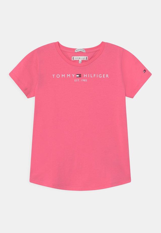 ESSENTIAL  - T-shirt print - exotic pink