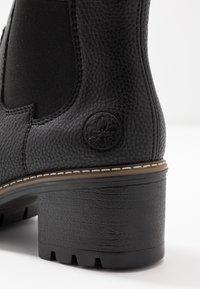 Rieker - Ankle boots - schwarz - 2