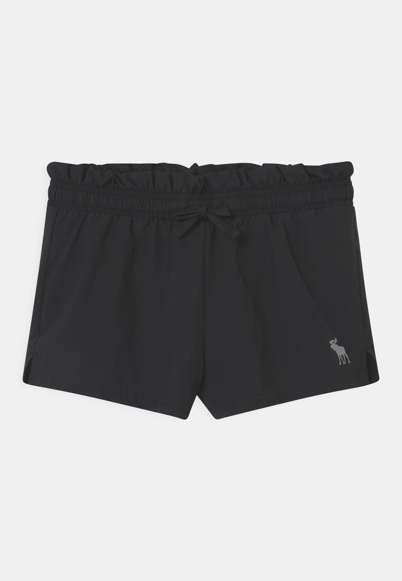 Abercrombie & Fitch - ACTIVE - Shorts - black
