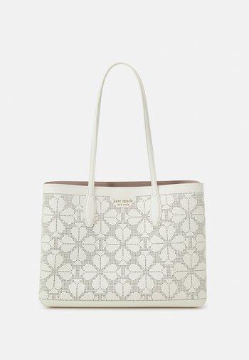 LARGE TOTE - Handbag - offwhite