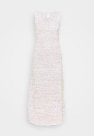 BIGLIA - Jumper dress - beige