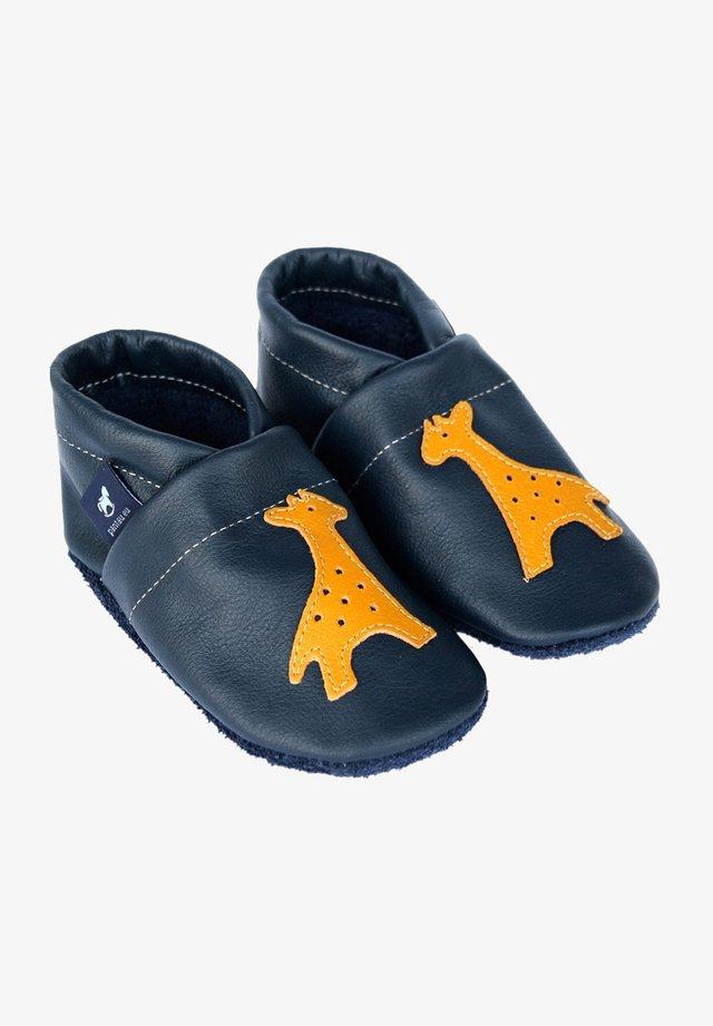 First shoes - blau/gelb